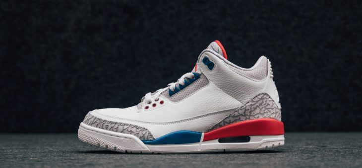 Jordan Retro 3 Charity Game Release Links