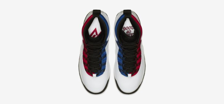 "Jordan Retro 10 ""Class of 2006"" Release"