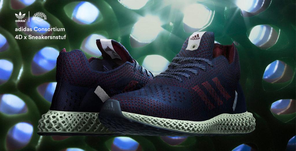fe8e868265f Sneakersnstuff x adidas Consortium 4D Raffle (B96533) - Cop These Kicks