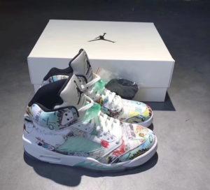 various colors 149f1 690e9 Air Jordan 5