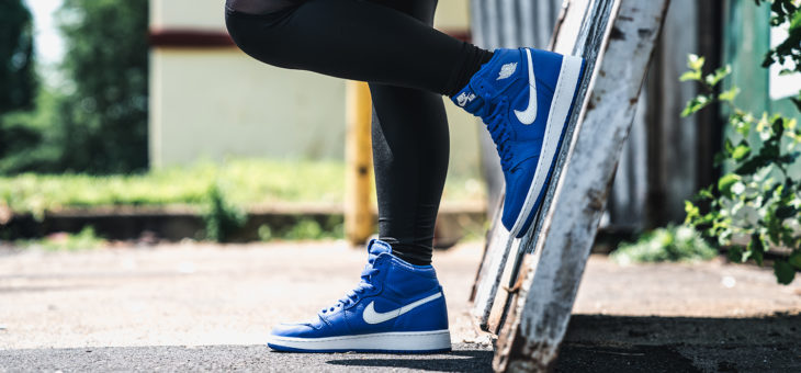 Jordan Retro 1 OG Hyper Royal for just $102 shipped