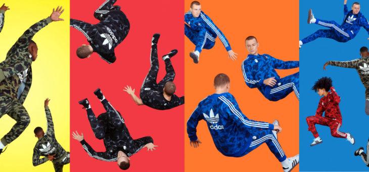 BAPE x Adidas Adicolor Collection