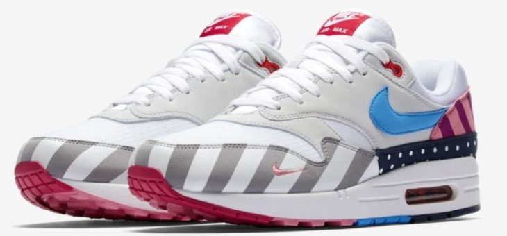 One last shot at the Parra x Nike Air Max 1