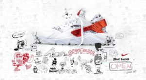 cheaper d820a 903dd Shoe Palace x Nike Huarache 25th Anniversary - Cop These Kicks