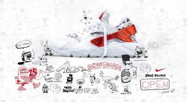 2108a1555625 Shoe Palace x Nike Huarache 25th Anniversary - Cop These Kicks