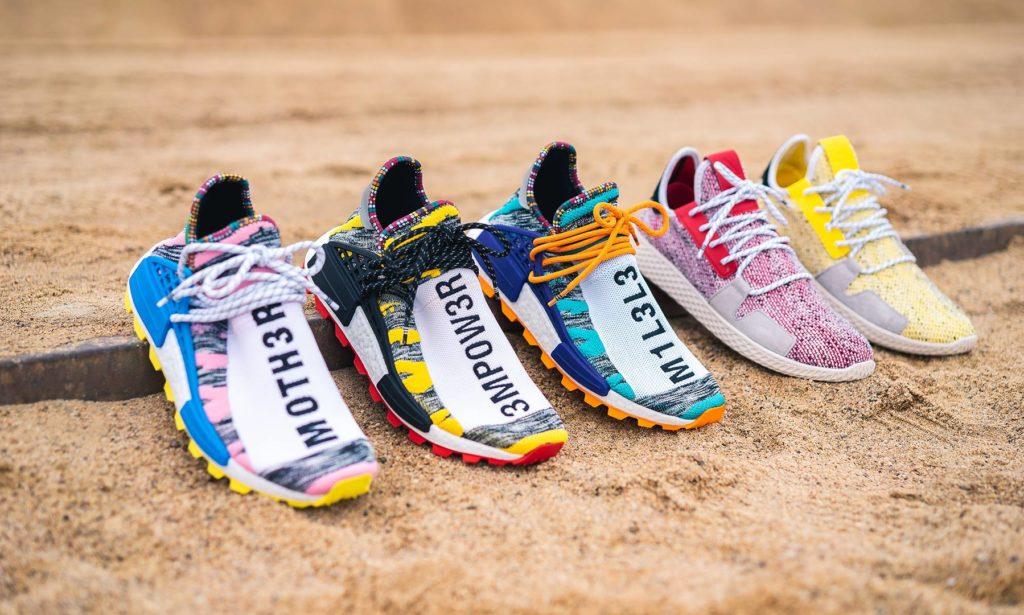a2cbb2f08 Pharrell Williams x Adidas Solar Collection Release - Cop These Kicks