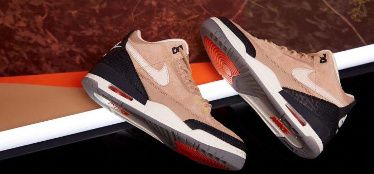 Air Jordan 3 JTH Bio Beige Release