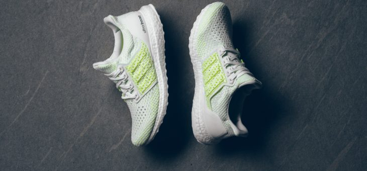 Grab the Adidas Ultra Boost Clima Glow In The Dark for Only $109