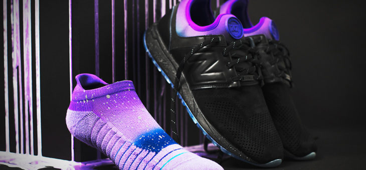 "Get the New Balance x Stance 247 ""All Night"" for just $44.99 with Free Shipping"