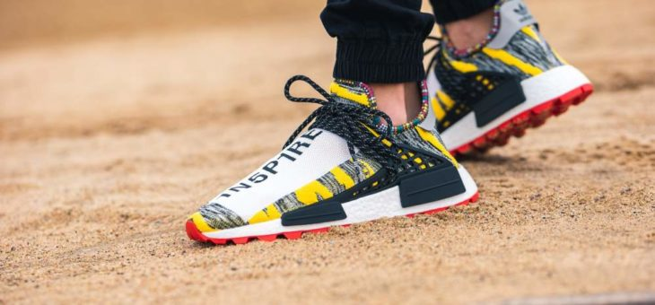 Pharrell Williams x adidas NMD SolarHu Raffles