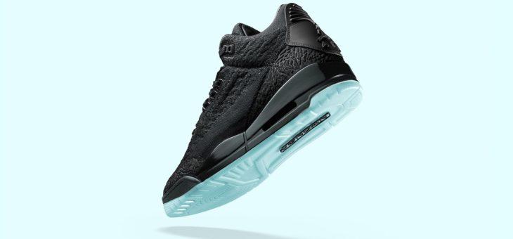 Air Jordan 3 Flyknit Release