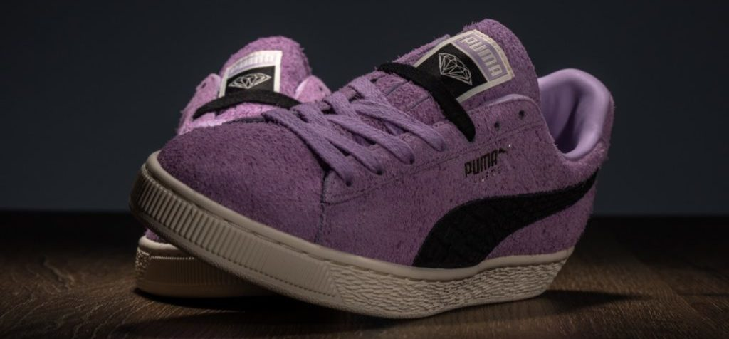 half off 0d724 53e82 Get the Diamond Supply Co. x Puma Suede on sale for $49.99 ...