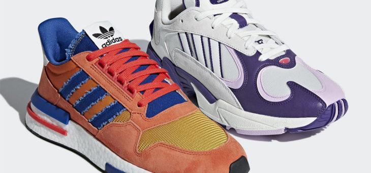 Adidas x Dragon Ball Z Release