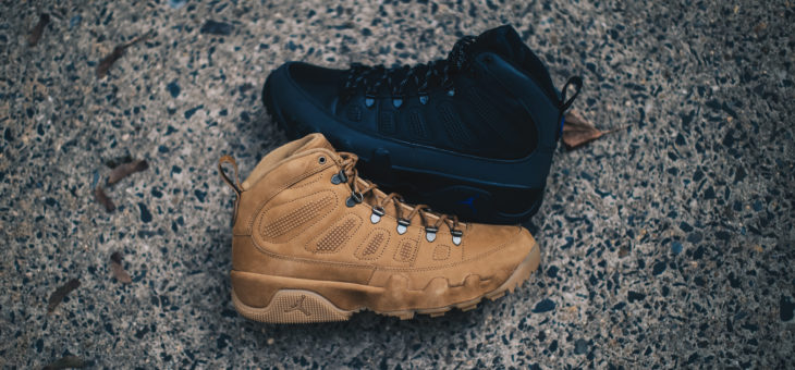 October 13th Jordan Retro 9 NRG Boot Release