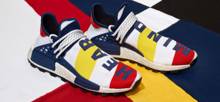 adidas x Billionaire Boys Club x Pharrell Williams NMD Hu
