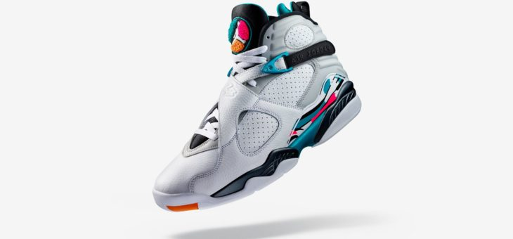 Jordan Retro 8 South Beach Release Links