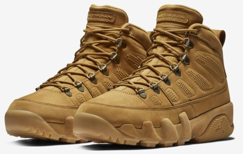30885e6f4ab12a air-jordan-9-boot-wheat-release-date - Cop These Kicks