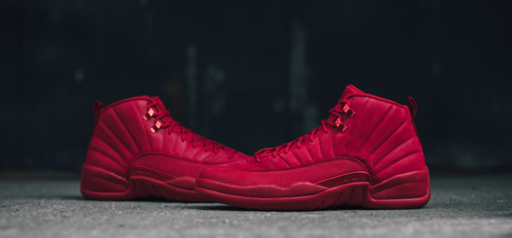 "Jordan Retro 12 ""Bulls"" Release Links"