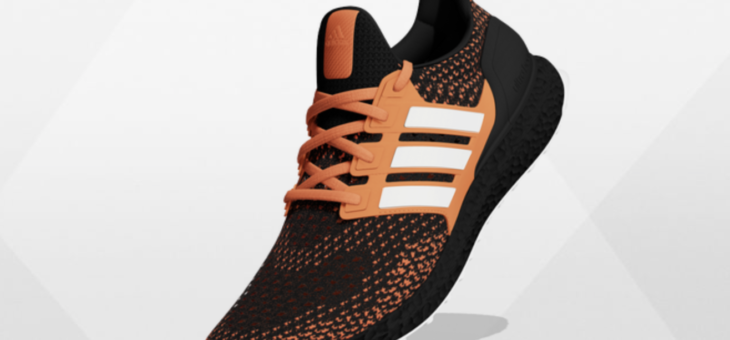 Take 25% off miAdidas custom kicks