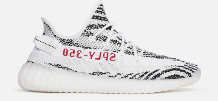 November 16th Yeezy 350 V2 Zebra Restock