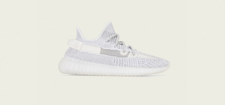 "Adidas Yeezy Boost 350 V2 ""Static"" Release"
