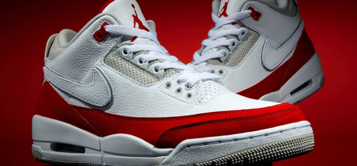 "Air Jordan 3 Retro Tinker ""Air Max 1"""